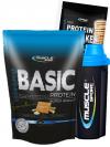 obrázek BASIC PROTEIN 1000 g+ Protein pancakes + šejkr